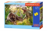 Dinosaur Battle